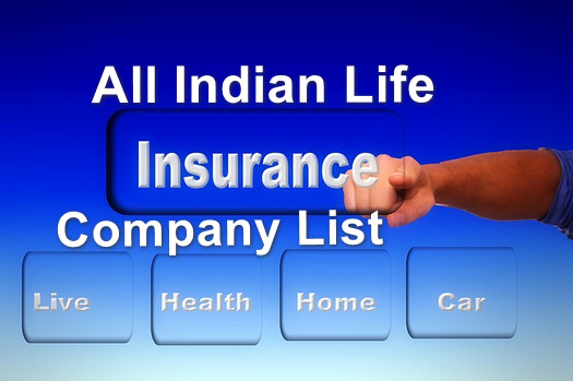 All Indian Life Insurance Company List