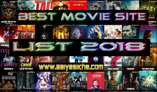 20 Best Hindi Movie Download Site  List 2020